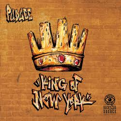 Image of Pudgee - King Of New York LP (1995) (SOLD OUT)