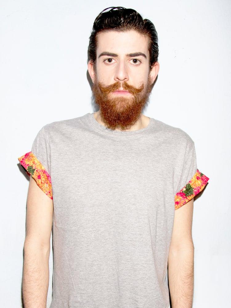Image of Camiseta spring gris