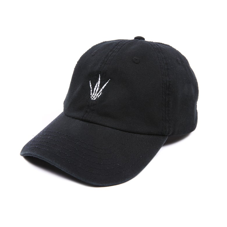 Image of Westside Low Profile Sports Cap - Black