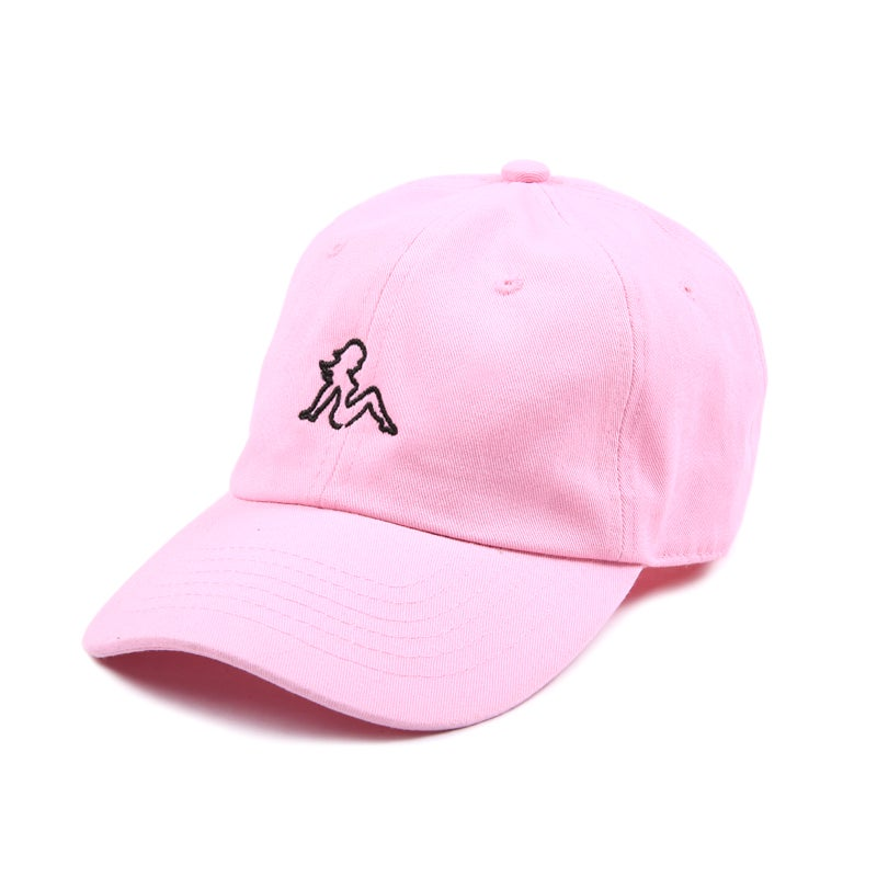 Image of Girl Low Profile Sports Cap - Pink
