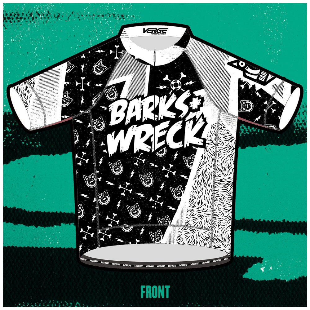 Image of RACE DAY! Cycling Jersey  (PRE-SALE)