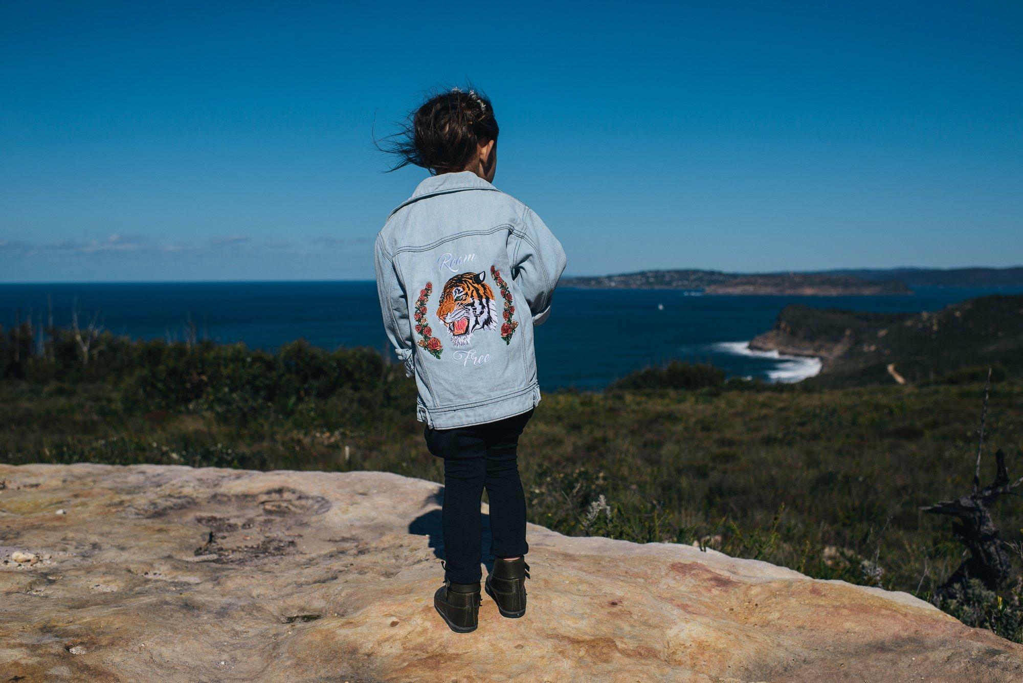 Image of PRE ORDER - ROAMER denim jacket
