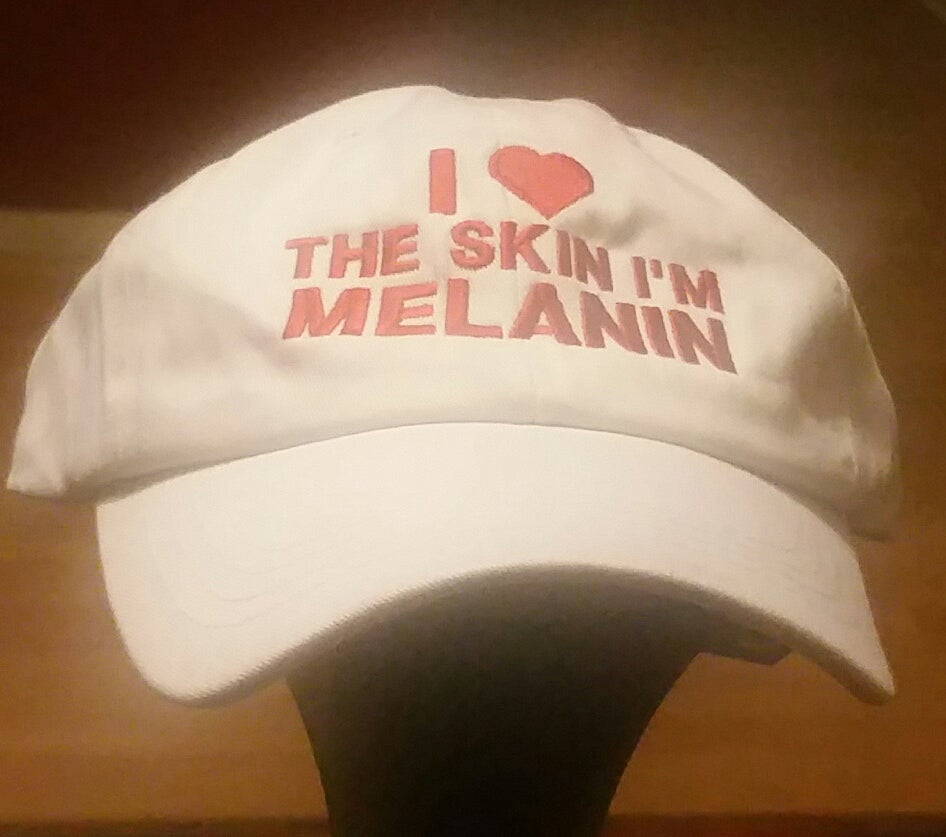 Image of I ♡ THE SKIN I'M MelanIN