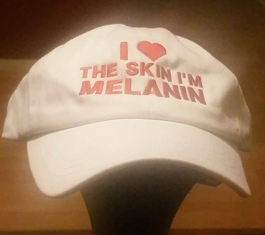 Image of I ♡ THE SKIN I'M MelanIN