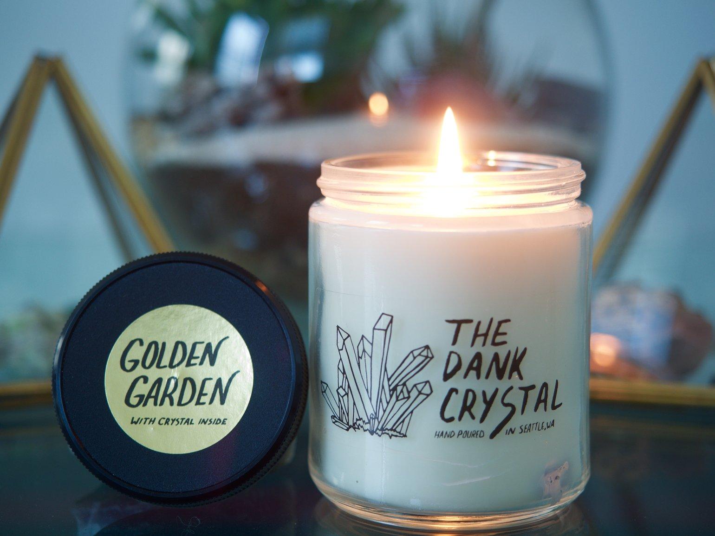 Image of Golden Garden