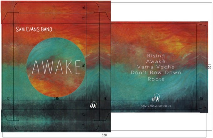 Image of AWAKE PROMO PACK