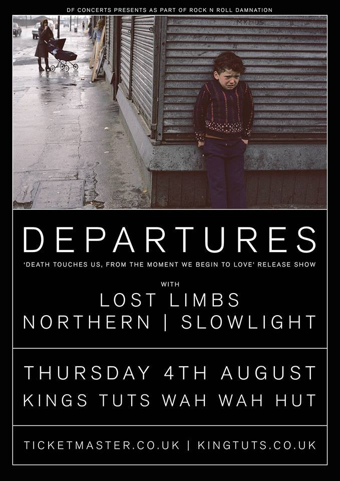 Image of TICKET- Supporting Departures at King Tuts