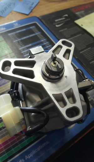 Image of D16a6 Mpfi Distributor Sohc  Honda Civic Si Crx RT4WD 89-91