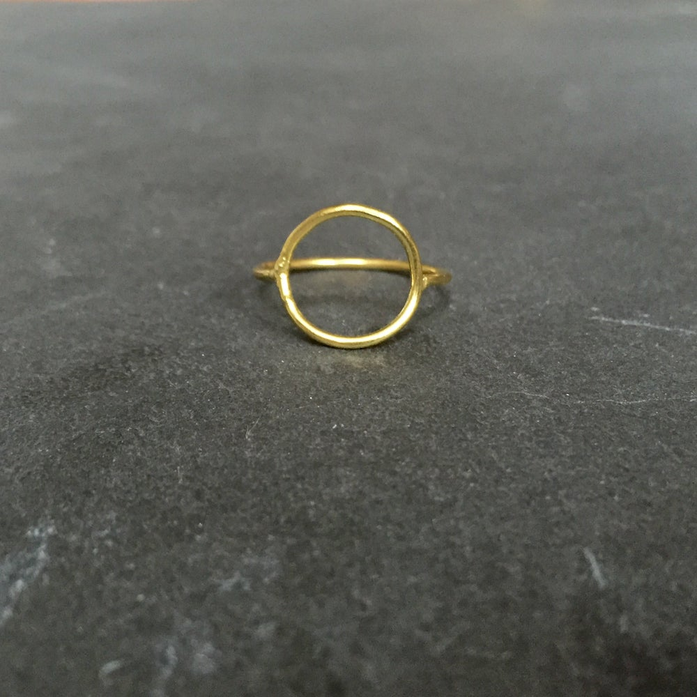 Image of Big Pi ring