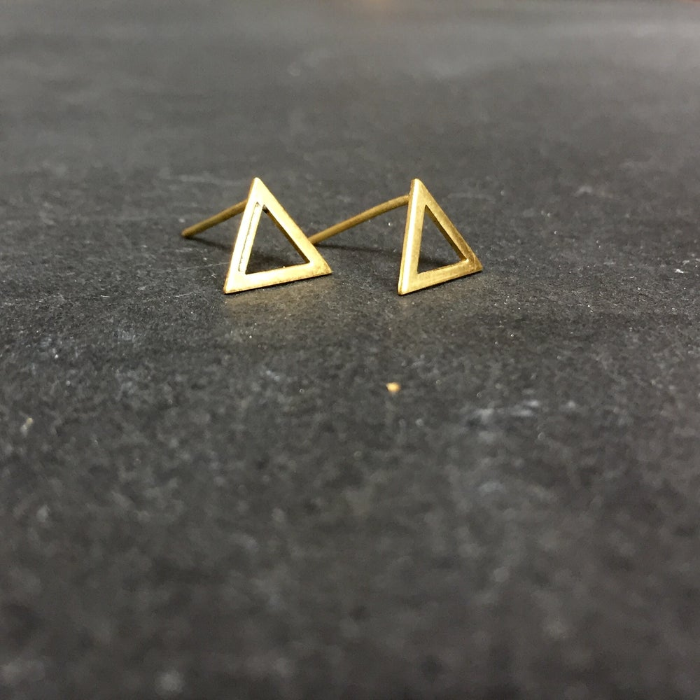 Image of We studs brass