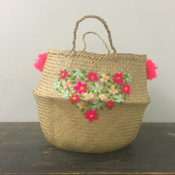 Image of venice basket - primavera