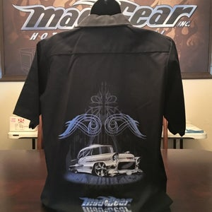 "Image of Work Shirt -""55 Bel Air"""