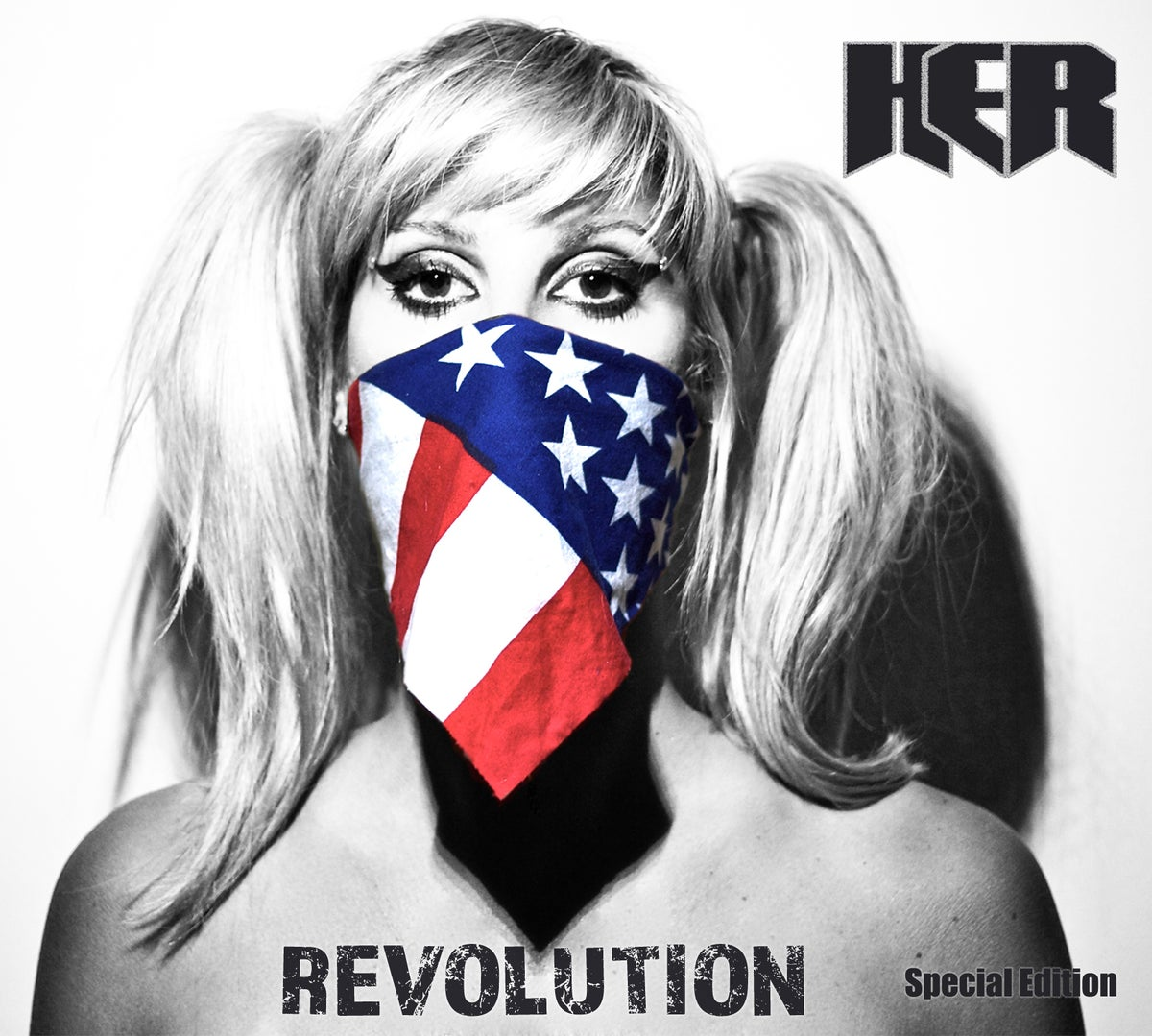 Image of HER - Revolution (Special Edition) CD