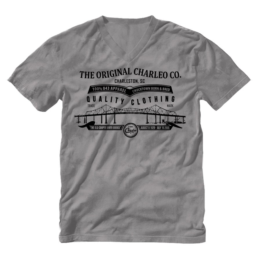 Image of The Original Charleo Old Cooper Tee (CLICK FOR MORE COLORS)