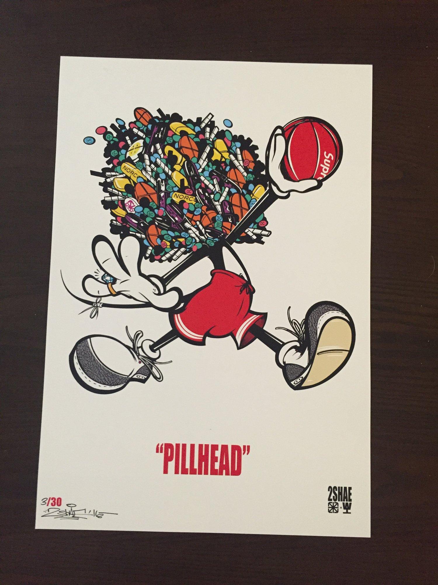"""Image of """"JUMPHEAD""""Print"""