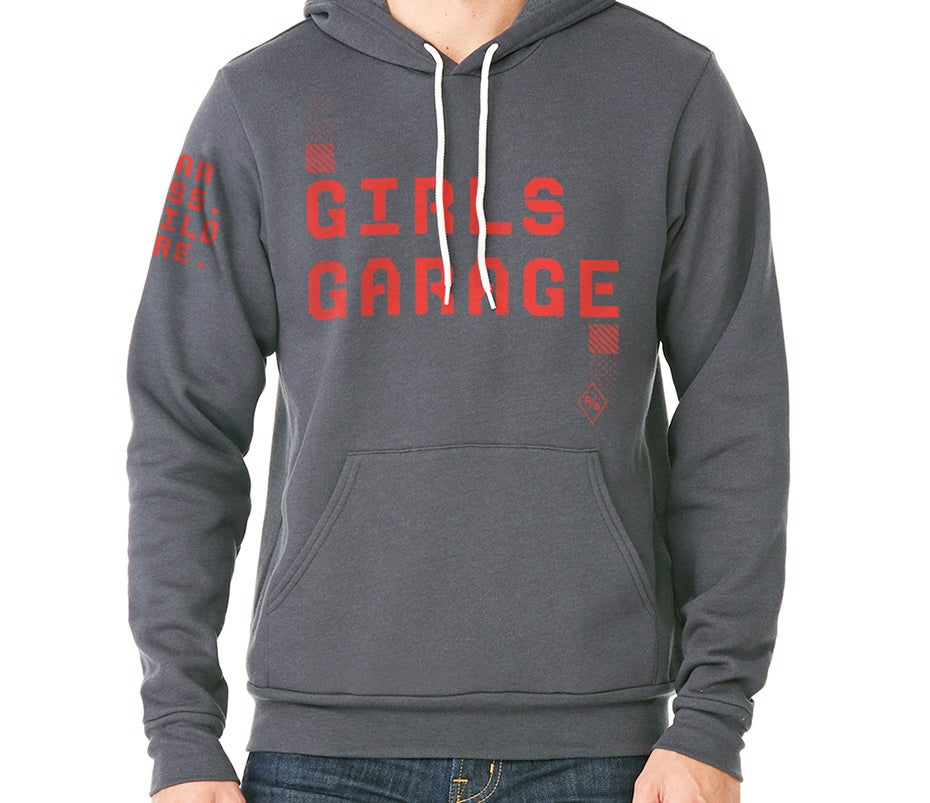 Image of Girls Garage Hoodie