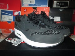 "Air Max 1 Woven ""Black"" *PRE-OWNED* - FAMPRICE.COM by 23PENNY"