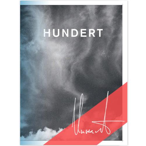 Image of HUNDERT – Olaf Unverzart – signiert