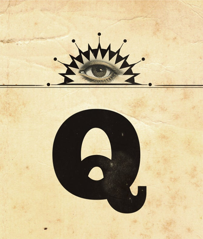 Image of QVTLQQ Eye Chart - Print