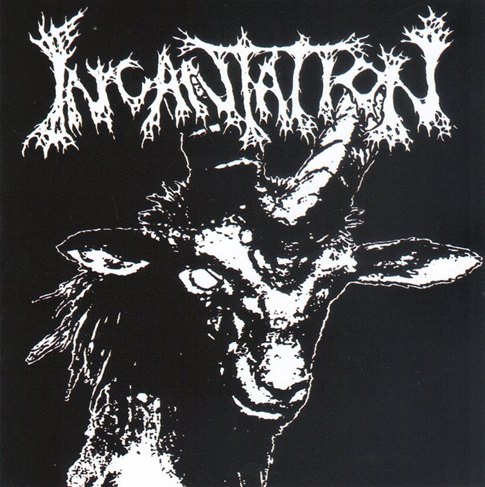 "Image of Incantation "" Unholy Massacre "" x 2 CD"
