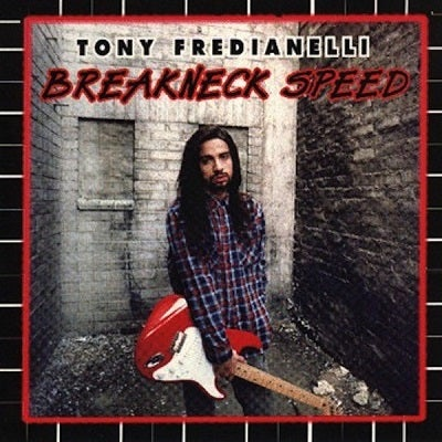 "Image of Tony Fredianelli ""Breakneck Speed""  1993"