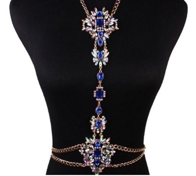Image of Luna Body Chain
