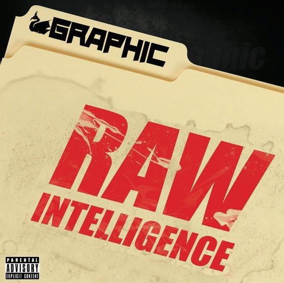 Image of Graphic - Raw Intelligence CD