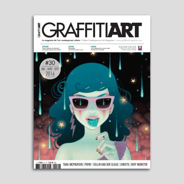 Image of Tara McPherson - Graffiti Art #30