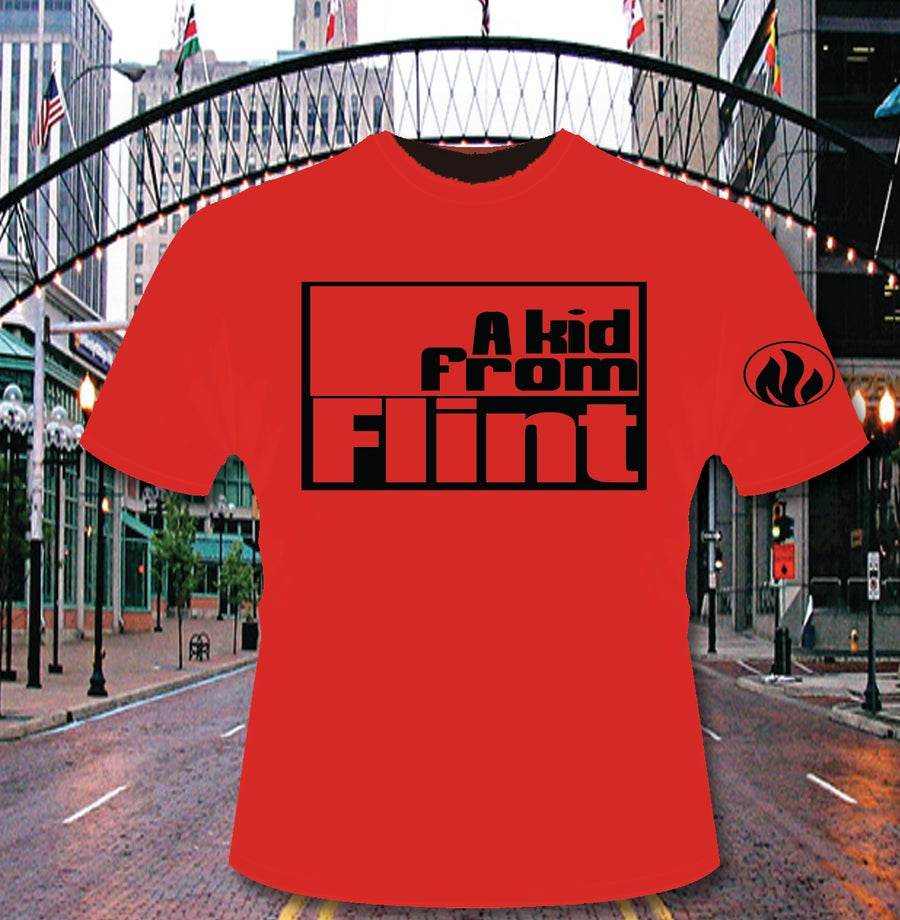 Image of Flint Kid Red (New)