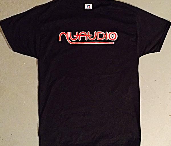 Image of Nuaudio Logo T