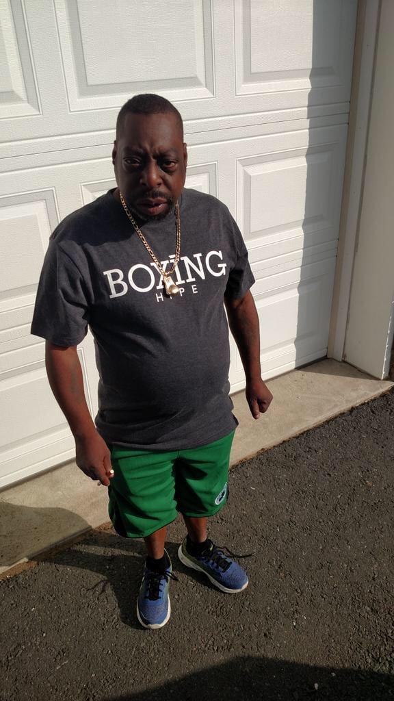 Image of BoxingHype logo Tees
