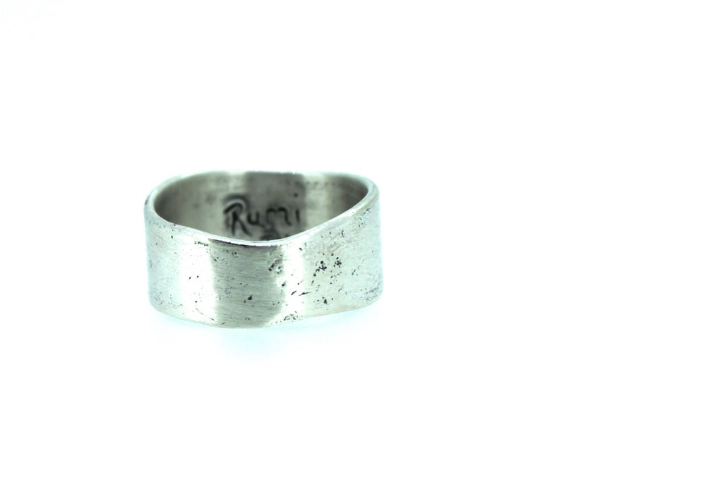 Image of Set your life on fire ring