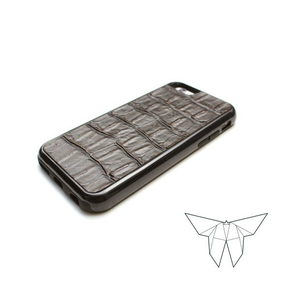 Image of ZOE Croc Skin Case (iPhone, Samsung Galaxy)