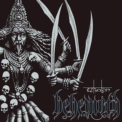 "Image of Behemoth ""Ezkaton"" 2008"