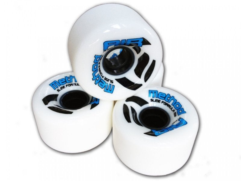 Image of METHOD AIR SLIDE FORMULA WHITE 71MM 81A WHEELS