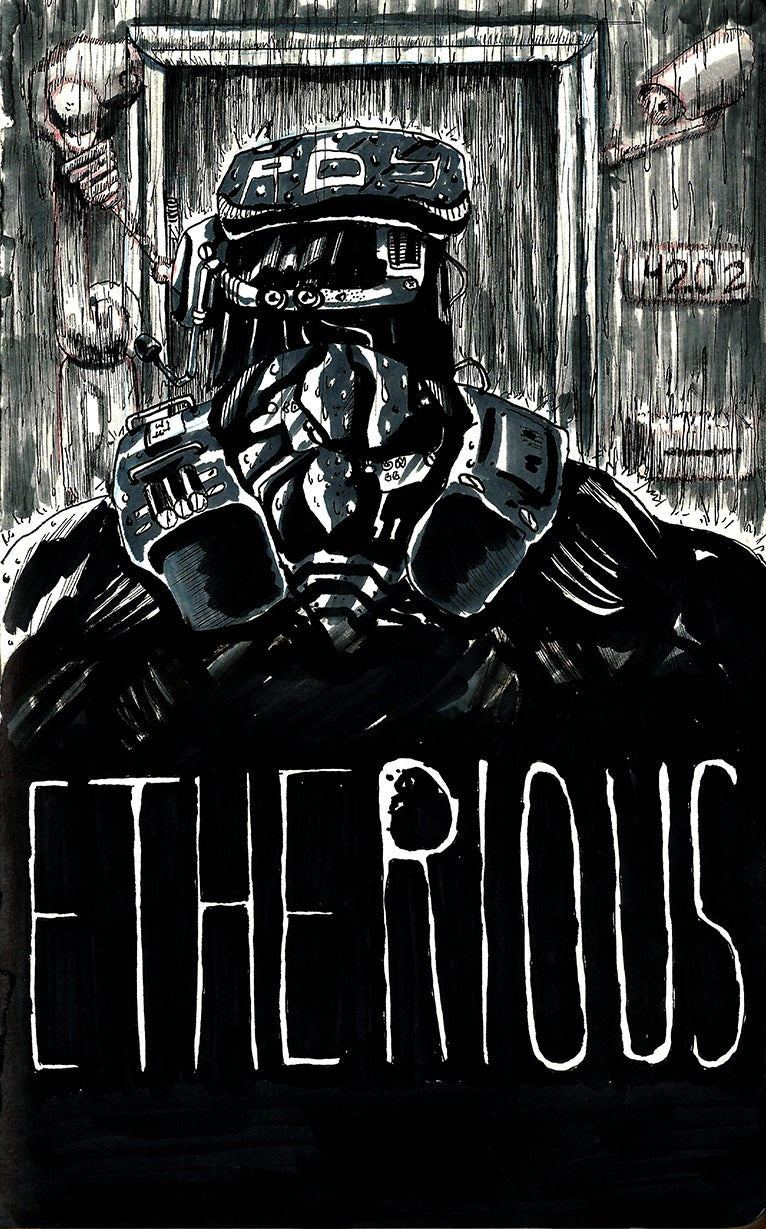 Image of Etherios Comic