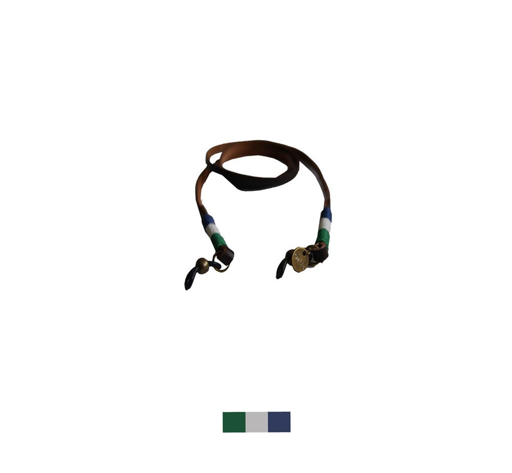Foto de Cordón de gafas cuero - classy leather Lesoto