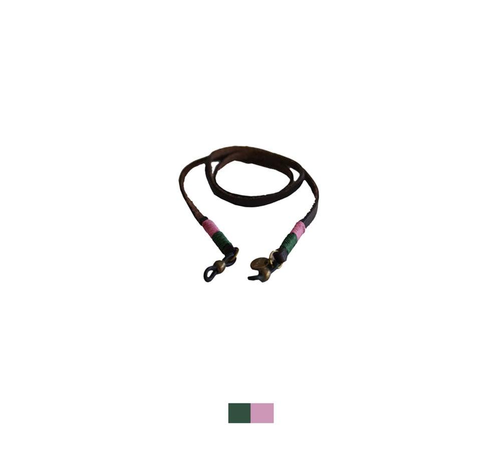 Foto de Cordón de gafas cuero - classy leather Morella