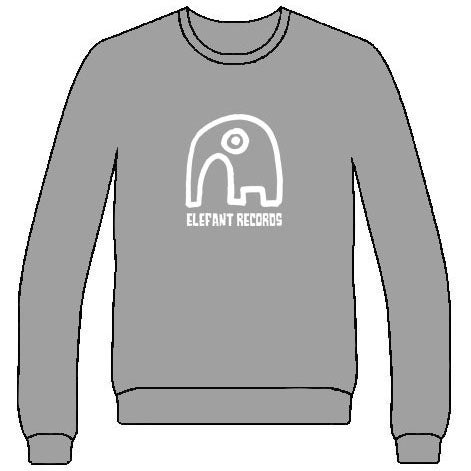 Image of ELEFANT SWEATSHIRT: GREY (Various sizes)