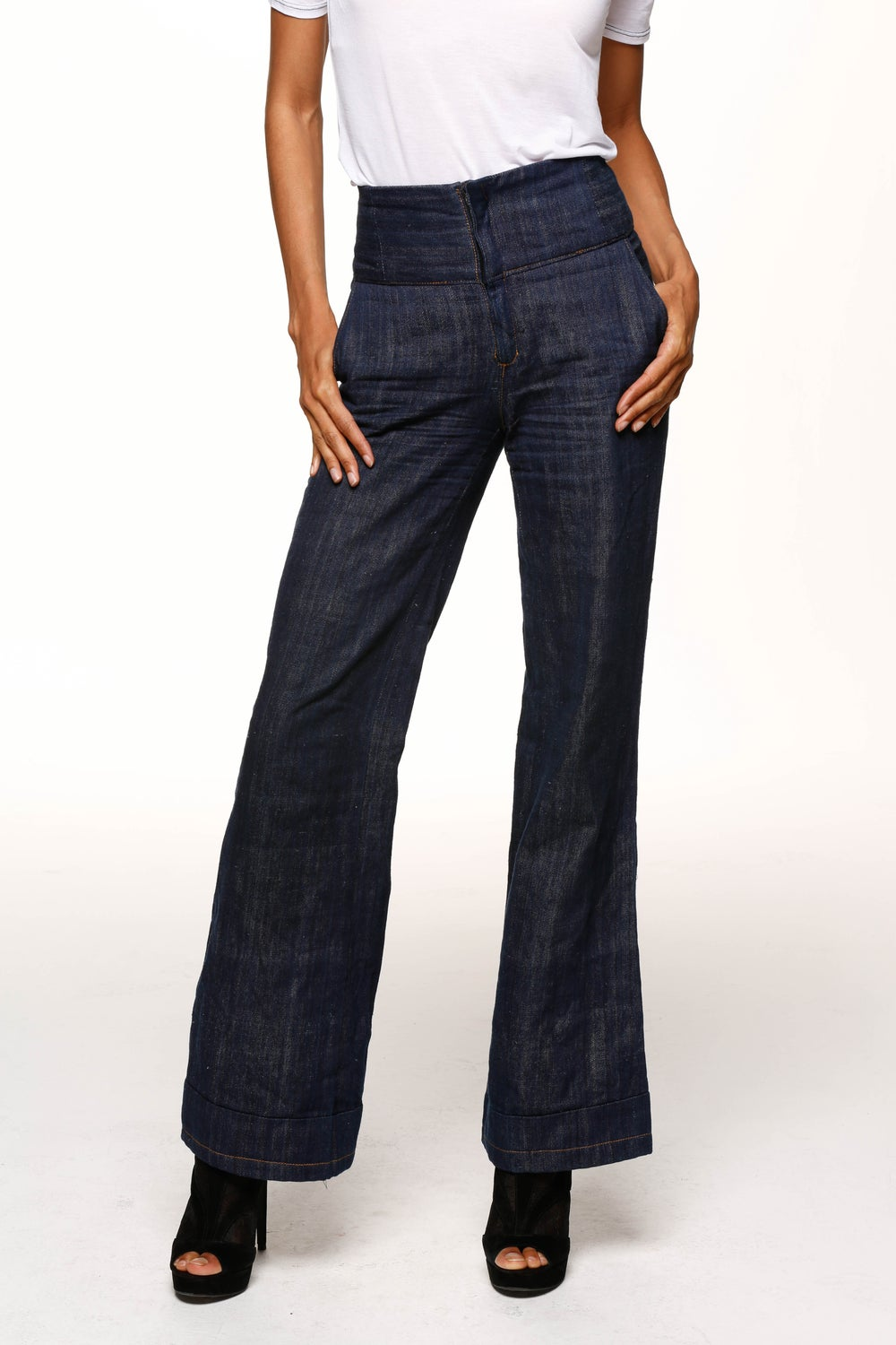 Image of High Waisted Lift Pants