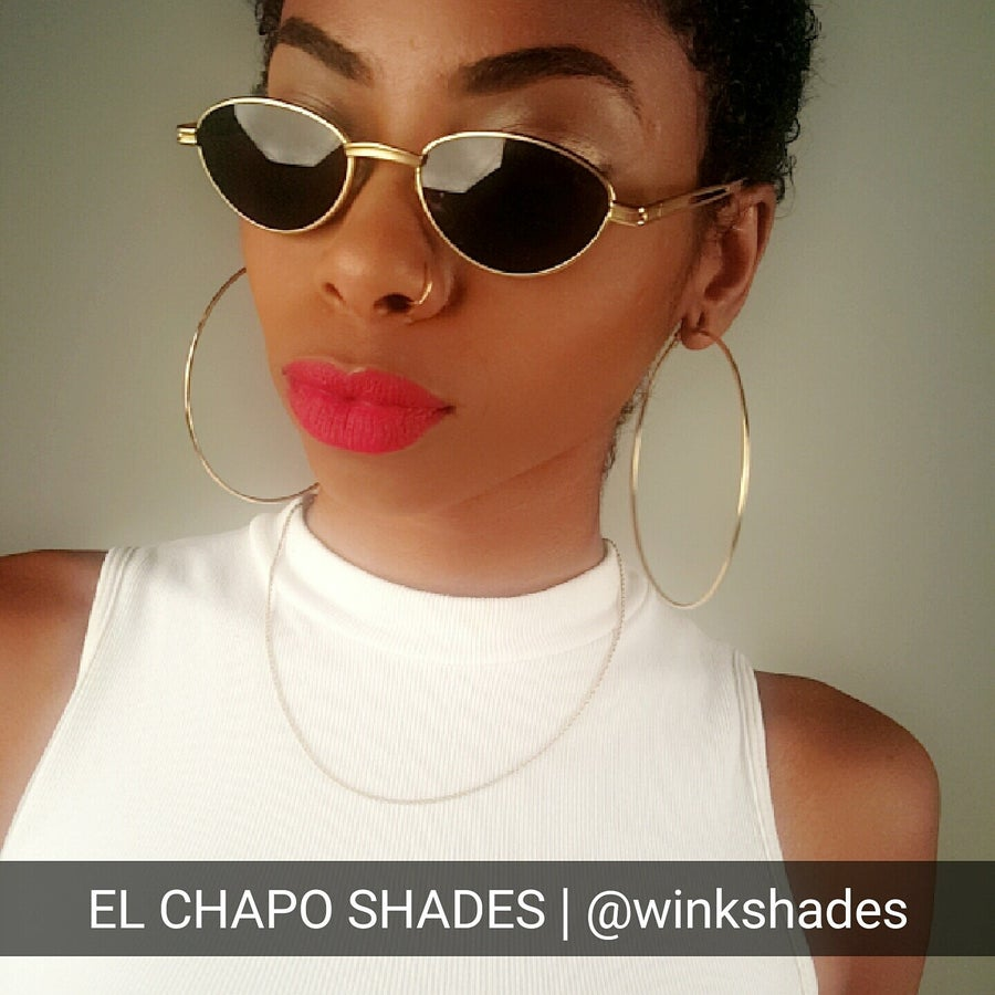 Image of EL CHAPO SHADES