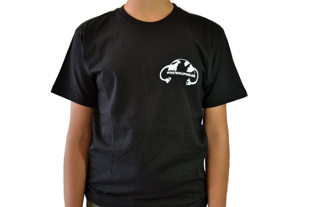 Image of #FirstWorldProblems Tee