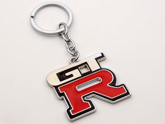 Image of GTR Key Ring