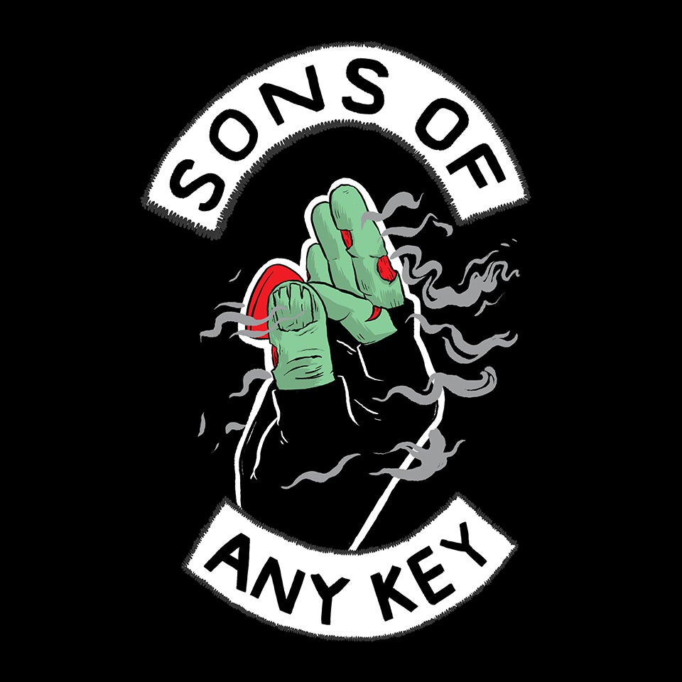 Image of Sons of Any Key - Masterclass Handbook & Backing Tracks