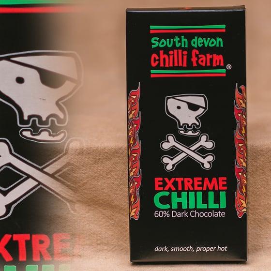 Image of Extreme Chilli Chocolate