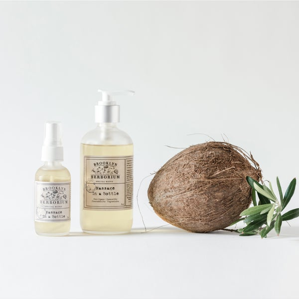 Image of Massage in a Bottle<br>{100% Organic}