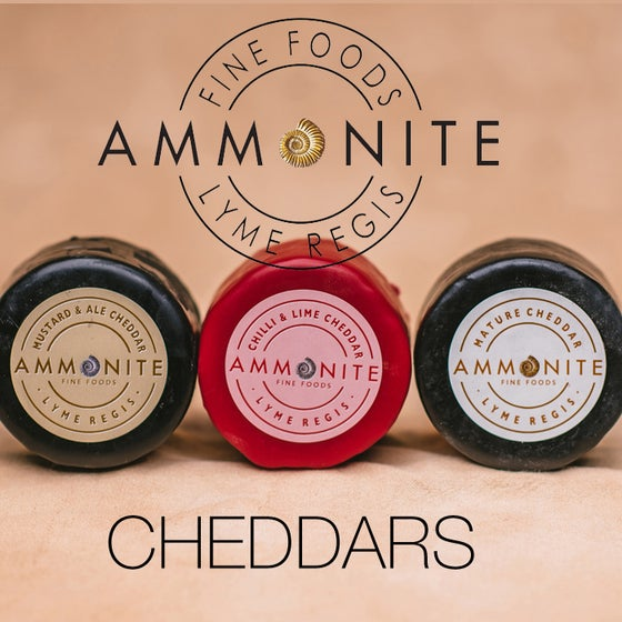Image of Ammonite Cheddar Truckle