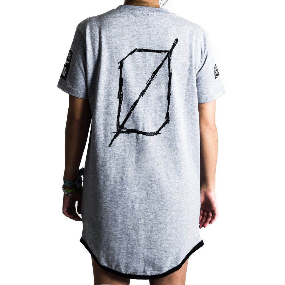 Image of 'Metal 02' Tshirt (Sport Grey)