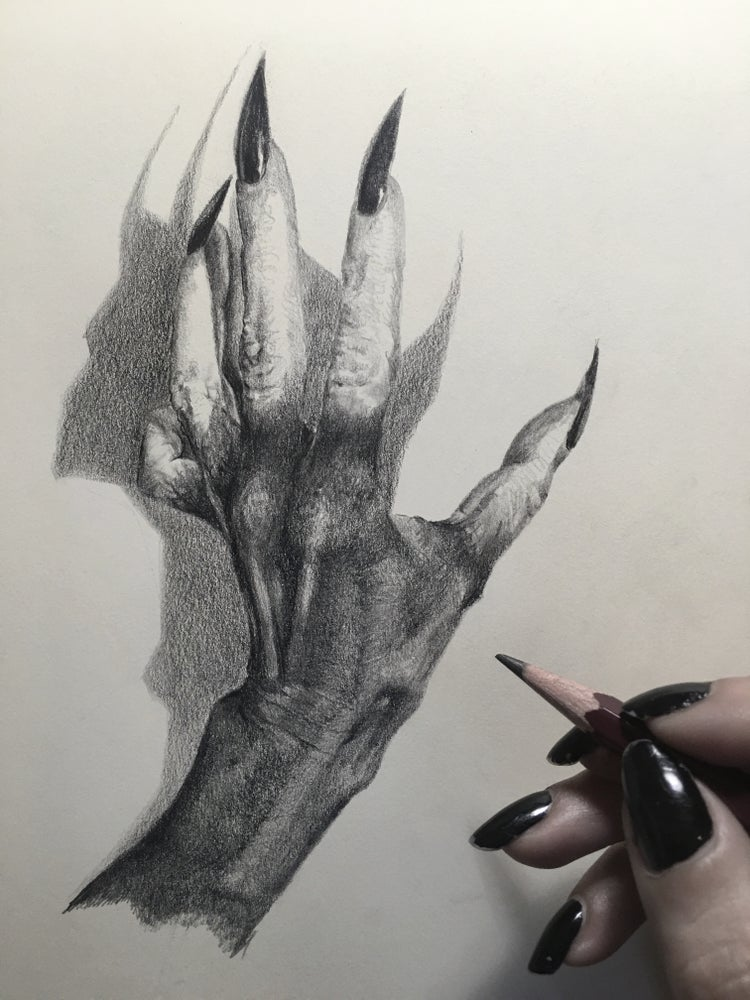 Image of Devil Hand