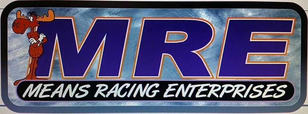 Image of Means Racing decal
